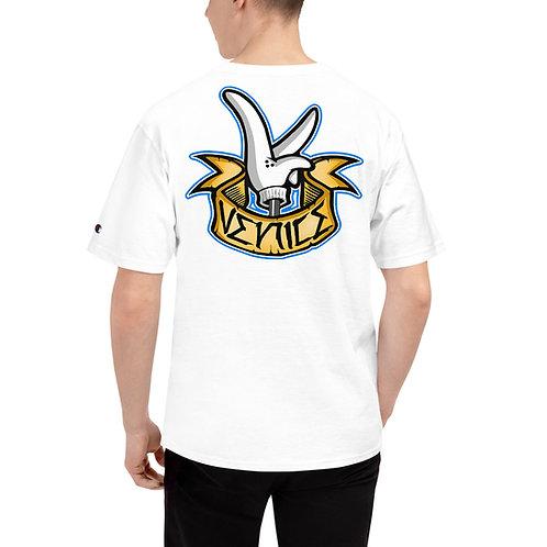 V's Up! Champion T-Shirt Cosio Design