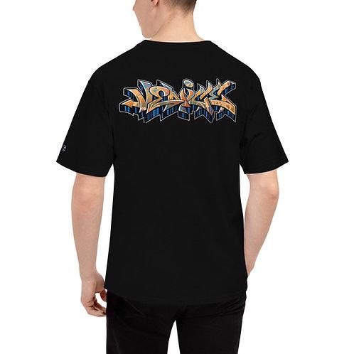 Venice Graffiti Champion T-Shirt: Cosio Design