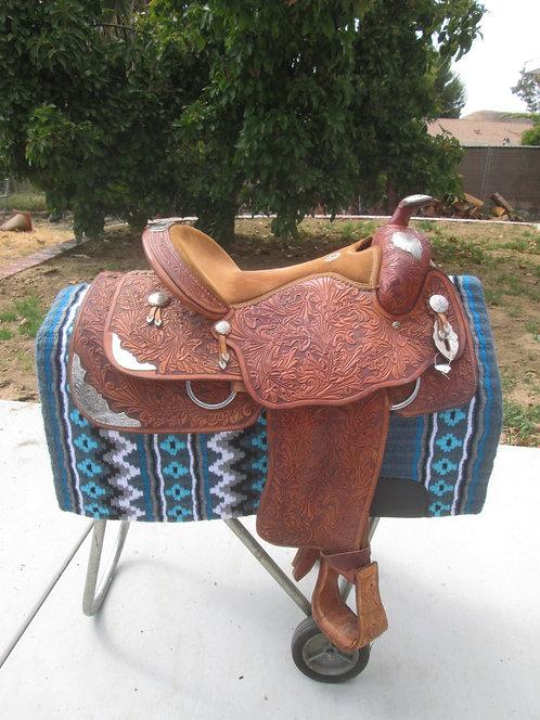 """16"""" Alamo Show Saddle"""
