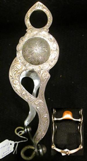 "5"" Fleming Marked,  Unpolished  engraved"