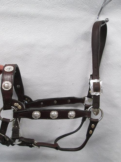 New - Just 4 Show Saddlery (JFS)  Show Halter - VALUE