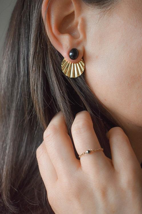Boucles d'oreilles Natacha
