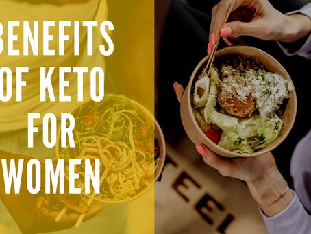 Benefits of Keto for Women