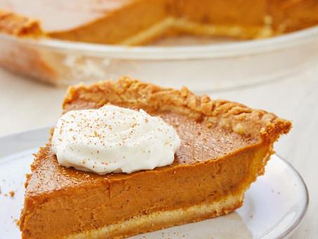 The Best Low Carb Pumpkin Pie
