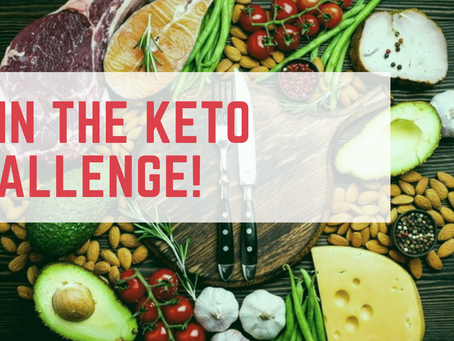 Join the Keto Challenge!
