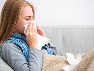 Como se prevenir das doenças do outono