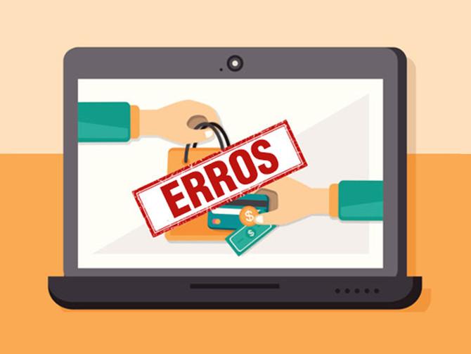 Erros mais comuns na logística de um e-commerce