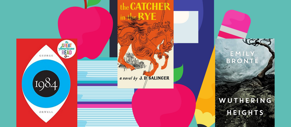 10 Books On Your Child's Reading List