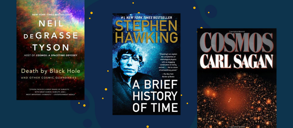 5 Book That Are Out Of This World