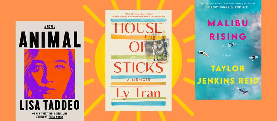 Ten Books For A Hot Summer