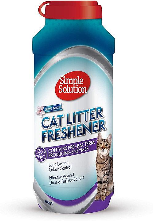 Cat Litter Freshener with Enzymatic אבקה לניטרול ריחות לארגז חול של חתולים