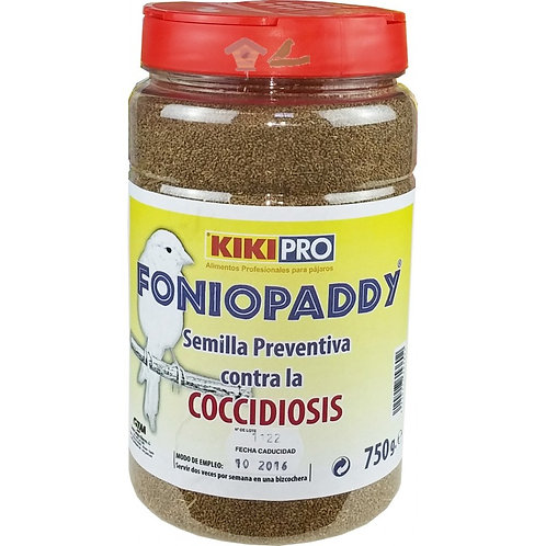 קיקי מזון נגד קוקידיוסיז 750 גרם