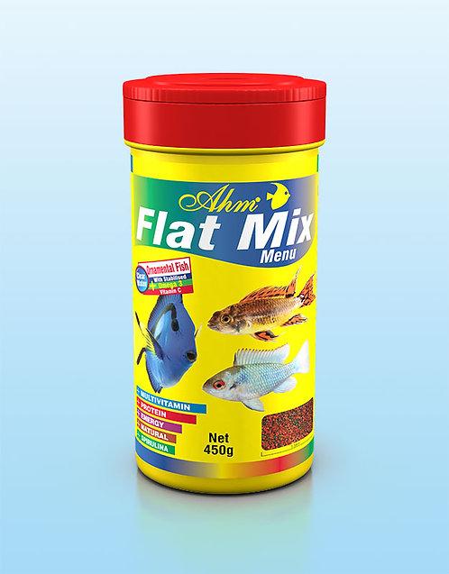 FLAT MIX MENU  מזון פרימיום לדגים