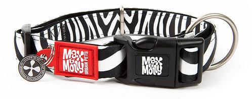 קולר  זברה מקס ומולי  Collar Zebra Classic
