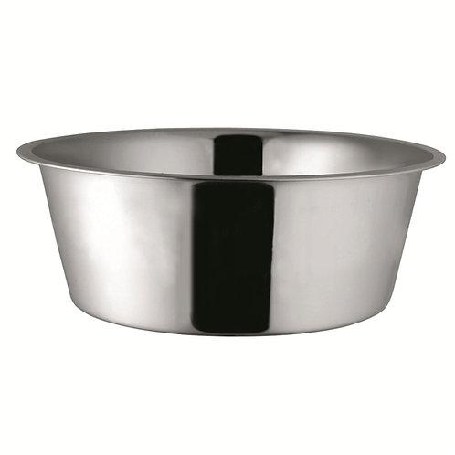 """קערת נירוסטה עמוקה לכלבים 11.5 ס""""מ Deep Stainless Steel Bowl"""
