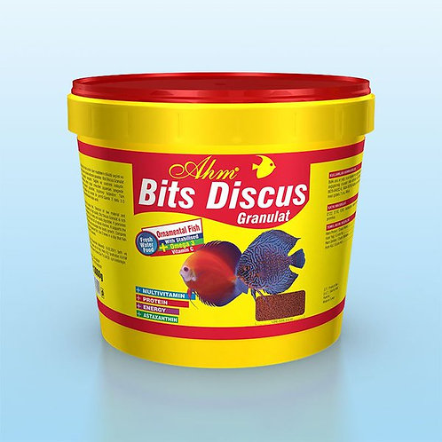 AHM מזון דיסקוס 4 ליטר AHM bits discus granulat