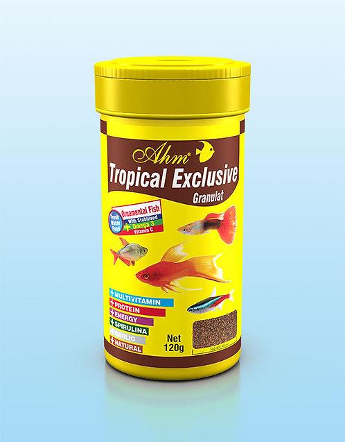 מזון לדגי טרופיקל אקסלוסיבי TROPICAL EXCLUSIVE GRANULAT