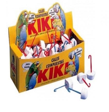 קיקי בלוק קלציום קטן לתוכי 100 יחידות בארגז Kiki Cales Compuestas