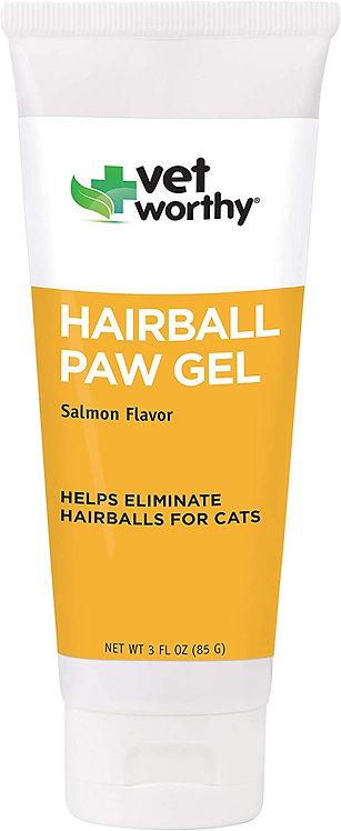ג'ל לחתולים למניעת כדורי שיער 85 גרם Hairball Paw Gel Aid