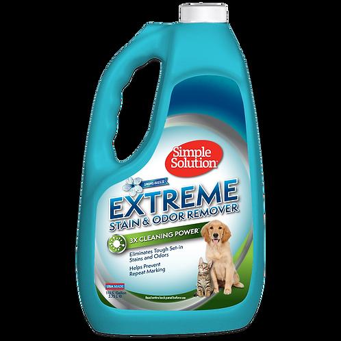 """סימפל סולושן אקסטרים לכלב ולחתול בניחוח בריזה אריזת חיסכון 3.75 ליטר מ""""ל"""