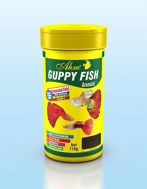 GUPPY FISH GRANULAT מזון לדגי גופי