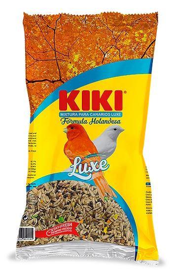 """תערובת משובחת לכנרים 1 ק""""ג KIKI Luxe Canarios"""