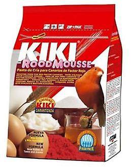 קיקי מזון ביצים לכנרים מחזק צבע אדום 300 גרם Kiki Rearing Food For Red Factor ca