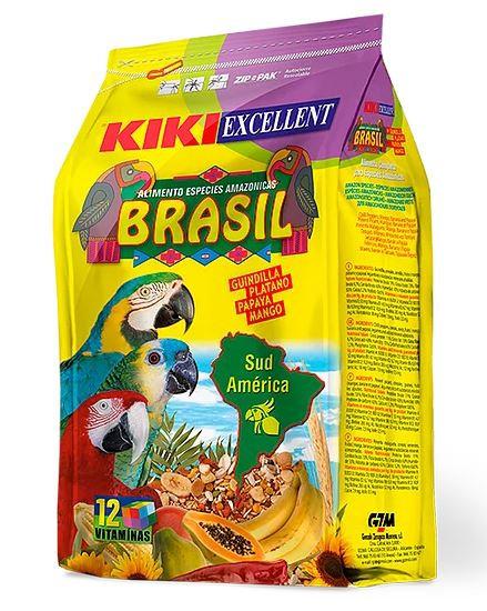 קיקי מזון לתוכי (ברזיל) דרום אמריקאי Alimento esp. Sud-Americanas