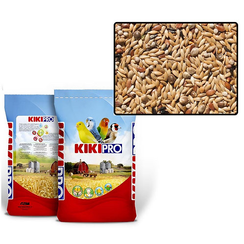 """קיקי-פרו מזון כנרים 25 ק""""ג"""