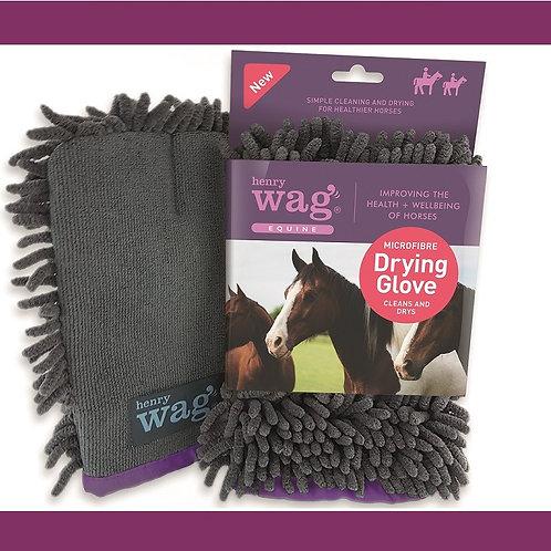 כפפת ניקוי לסוסים מיקרו-סיב Equine Microfibre Cleaning Glove