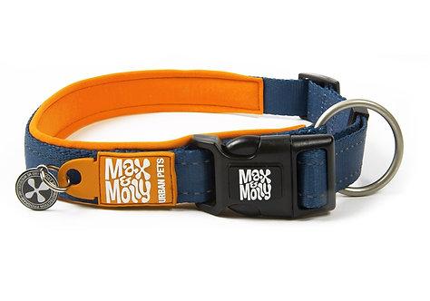 קולר כתום מטריקס מקס ומולי Collar  Matrix Orange