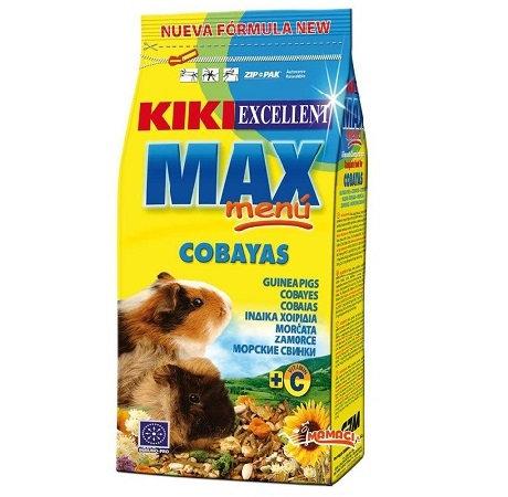 """קיקי מזון לשרקן 2 ק""""ג Max Menu Cobayas"""