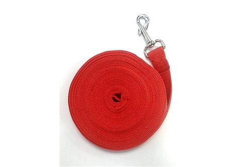 רצועת אילוף 10 מטר Training leash 10 meter