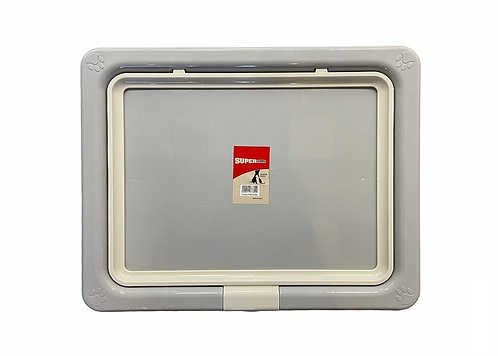 מתקן לפדים לאימון צרכים SUPER PETS puppy pet pad holder