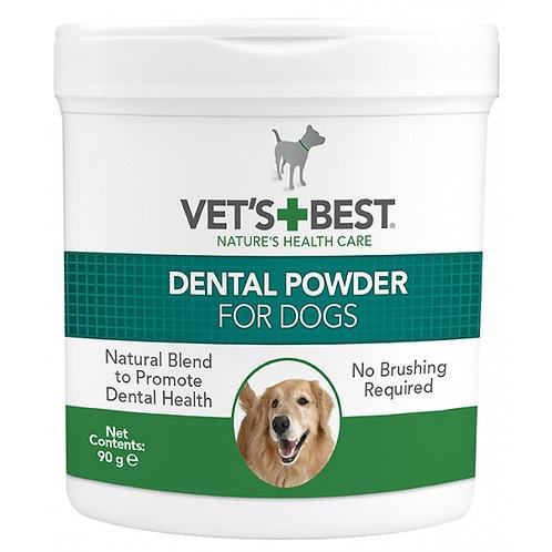 ווט בסט אבקת דנטלית לכלב 90 גרם Dental Powder for Dogs 90g