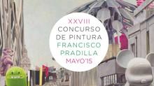 PREMIOS XXVIII CONCURSO DE PINTURA FRANCISCO PRADILLA 2015