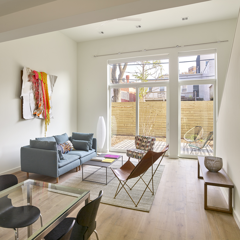 living room unit b