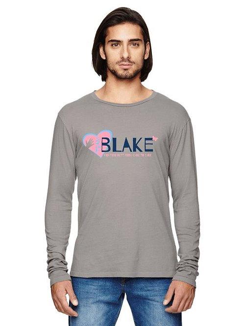 Team Blake Men's Pigment-Dyed Long Sleeve