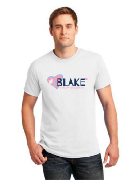 Team Blake Adult Tee