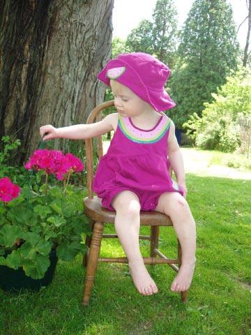 Z - Watermelon Romper and Hat