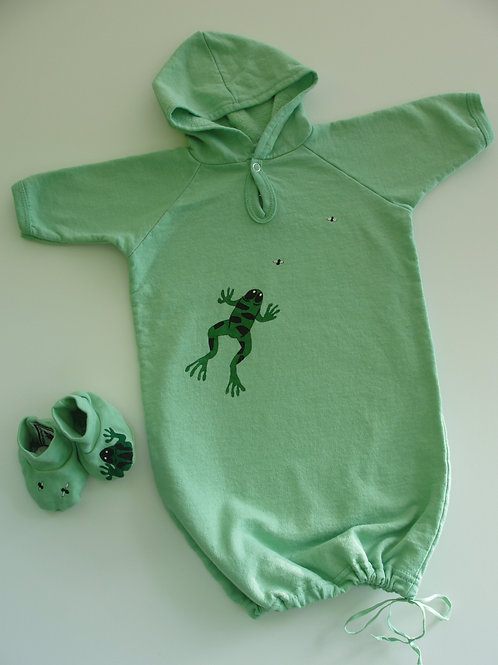 Baby Sac ~ Frogs