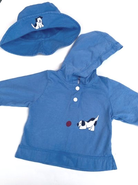 Child's Cotton Pull-over
