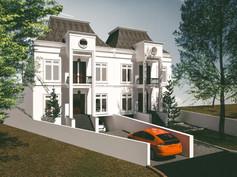 Pangkalan Jati Mansion
