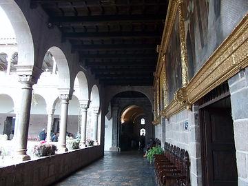 Dominican's Convent. Cuzco, Peru.
