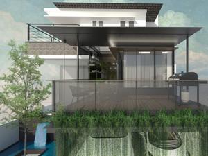 Delima Mansion Extension and Refurbishment