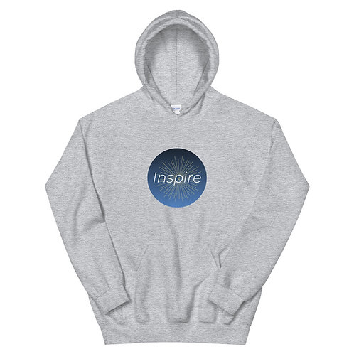INSPIRE Unisex Hoodie INSPIRE Logo