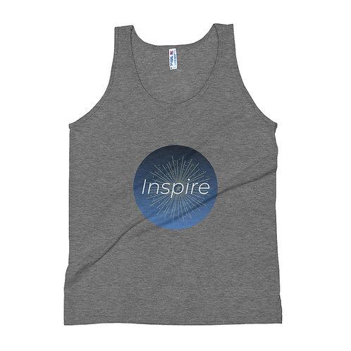 INSPIRE Unisex Tank Top INSPIRE Logo