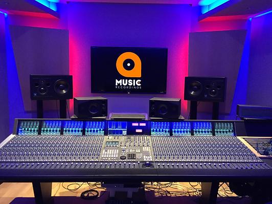 O Music Recordings Studio