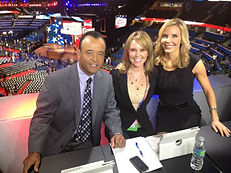 Michelle Phillips, Reginald Roundtree, Heather Van Nest, Republican National Convention