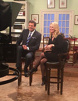 Michelle Phillips, Celebrity Make-up Artist and National TV Beauty Expert with Jerry Penacoli, Daytime WFLA TV